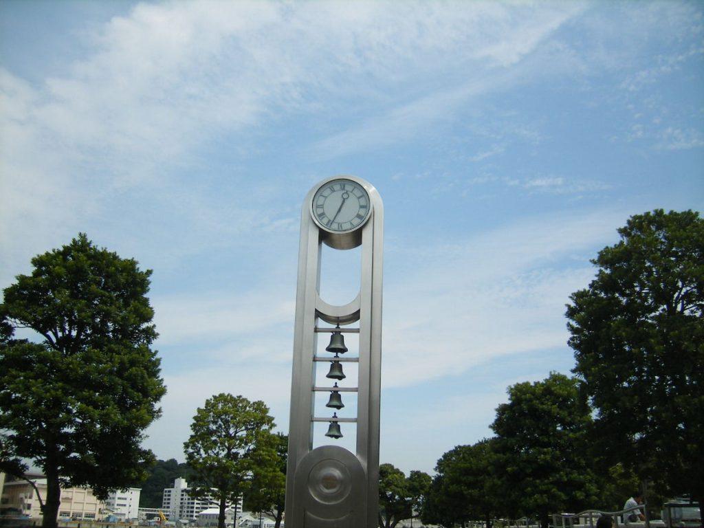 カリヨン時計