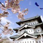 弘前さくらまつり2017の日程と無料駐車場まとめ!桜の開花予測やみどころもチェック