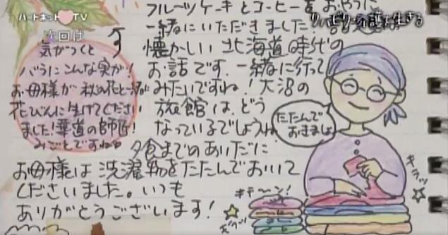 城戸真亜子絵日記02