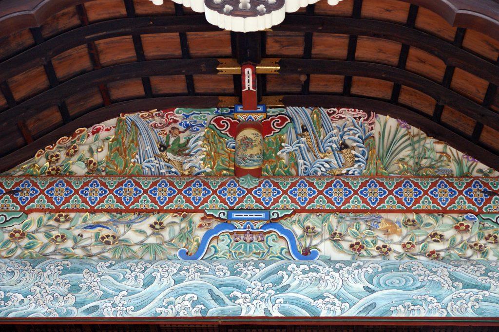 京都市伏見御香宮神社