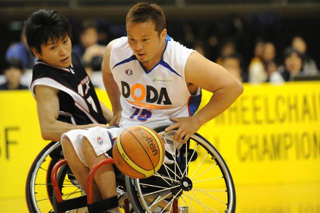 京谷和幸が車いすバスケを始めた経緯や小滝修氏との出会いについて