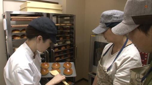 パン職人研修