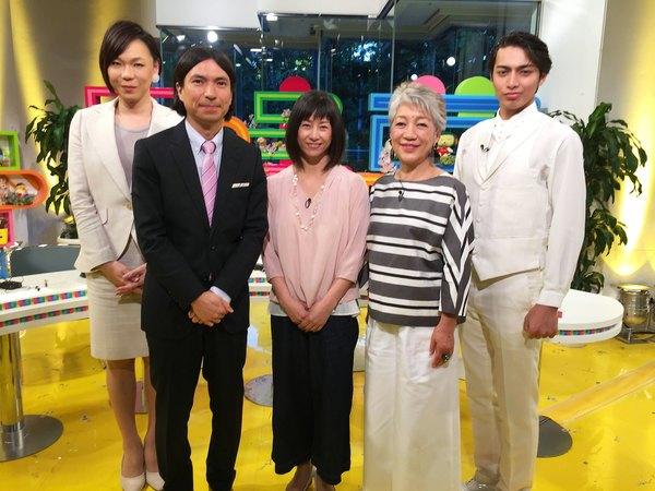 千堂あきほ2016年4月29日のTOKYO MXの「5時に夢中!」