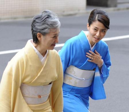 堀越希実子&小林麻央さん