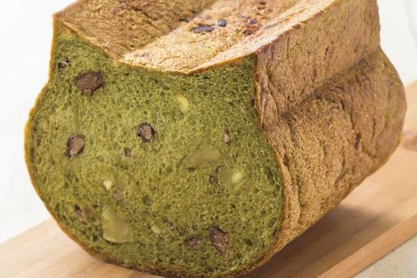 抹茶食パン