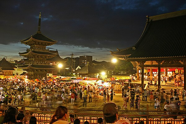 西大寺夏祭り01