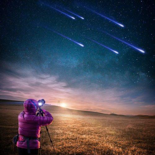 おうし座流星群2018福岡の見ごろのピーク時間は?方向方角も調査