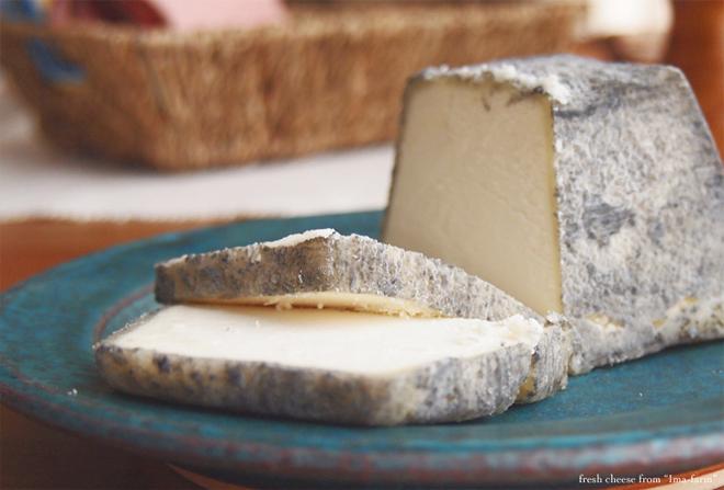 茶臼岳チーズ
