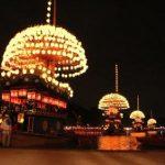 尾張津島天王祭2018の宵祭まきわら船の点灯出船時刻は?交通規制と駐車場も調査
