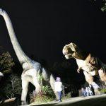 東公園 恐竜