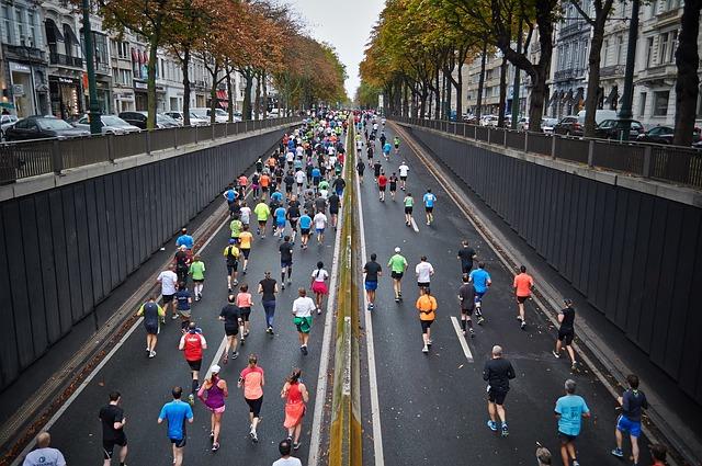 福岡マラソン2018の交通規制や渋滞は?コースと通過時間も調査