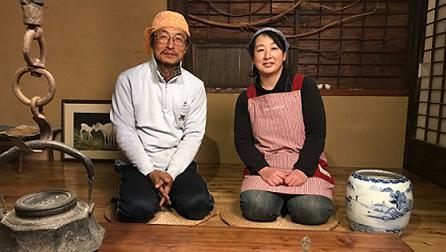 アモー伊藤さんご夫妻