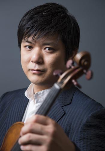 樫本大進(かしもとだいしん)バイオリン2018コンサートとチケットは?