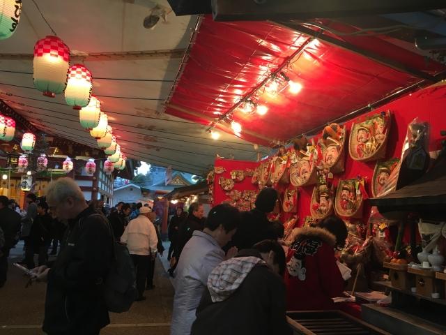 今宮戎神社の十日戎2019の屋台や参拝時間は何時まで?混雑と交通規制も調査