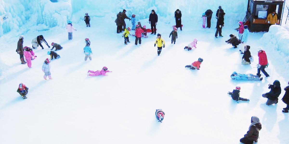 支笏湖氷濤まつり3