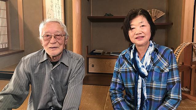 中井由榮さんご夫妻