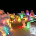 支笏湖氷濤まつり2