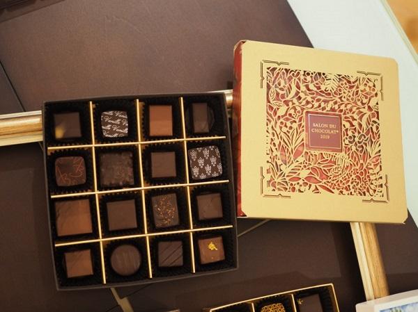 サロンデュショコラ2019セレクション01
