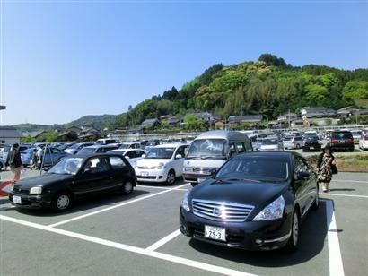 八女大藤まつり駐車場