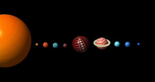 火星接近★7月31日の見頃のピーク時間と方向方角は?大きさも調査!
